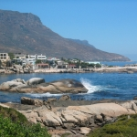 Camps Bay, Cape Town, South Africa, along with Sydney, one of Eric's favourite places in the world