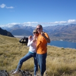 Celebrating My Birthday on a Mountaintop in New Zealand