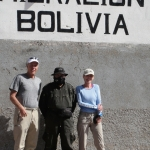 Crossing Chile/Bolivia Border for a Trek